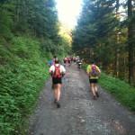 Premiers kilomètres