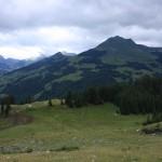 le Mont Lachat et le bas de la combe de Paccaly